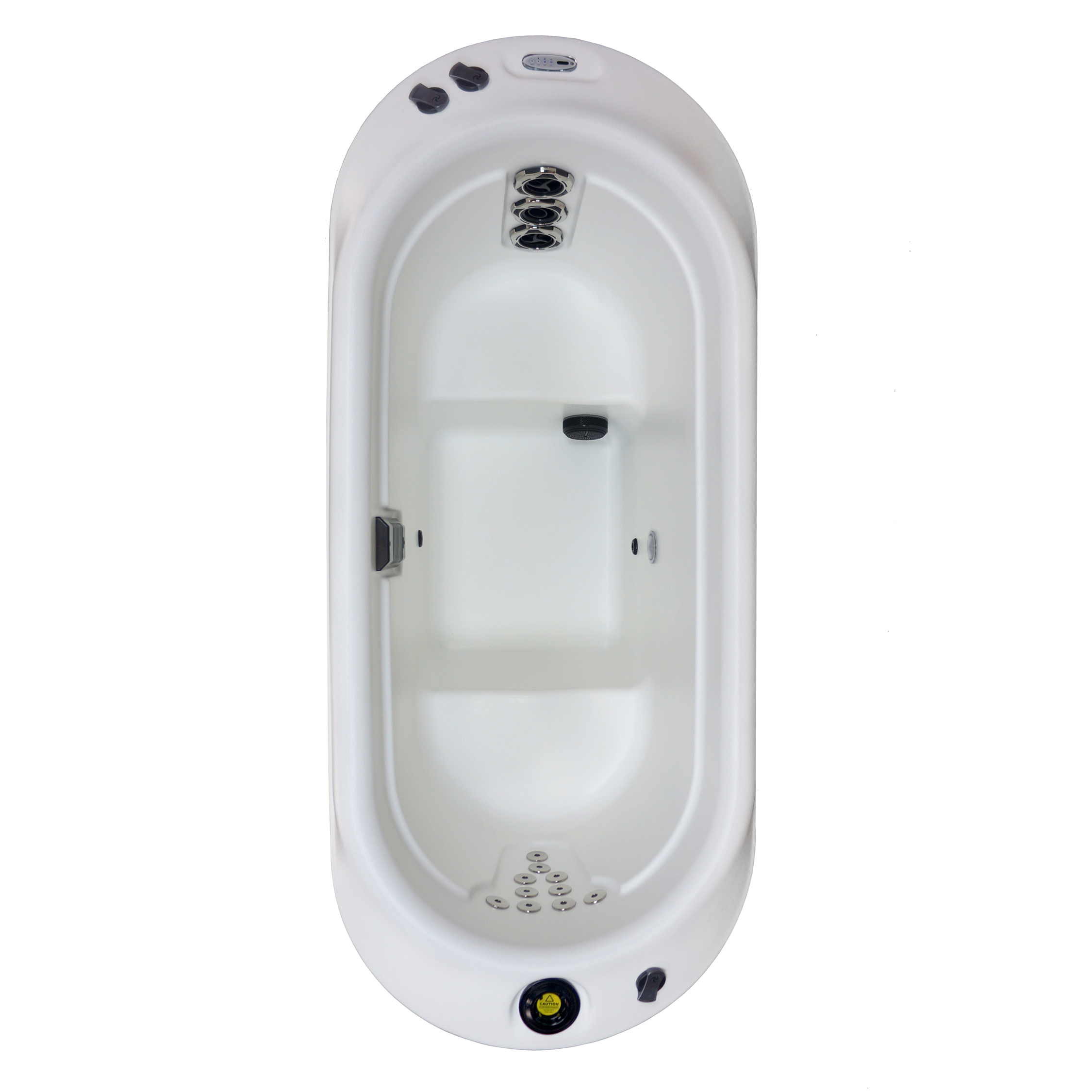 Nordic Bella Ms 2 Person Oval Hot Tub Master Spas Of Wisconsin